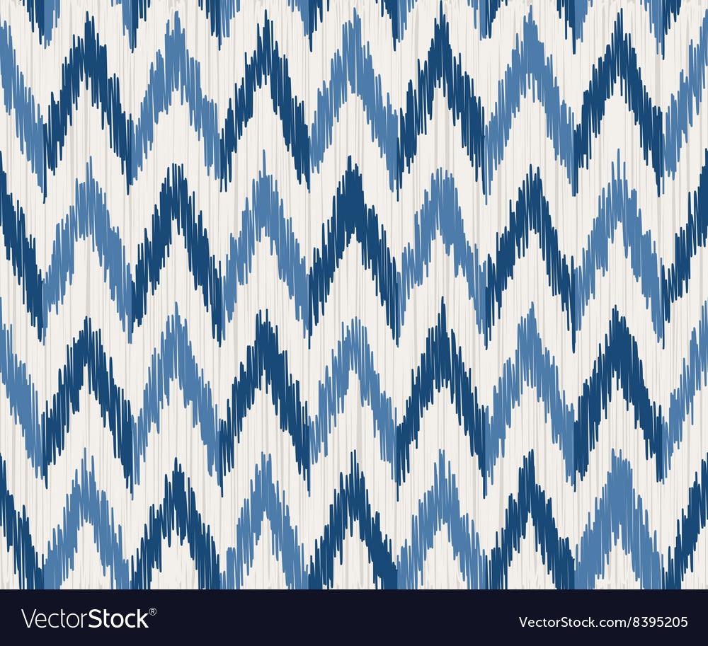 Ethnic background - Ikat style