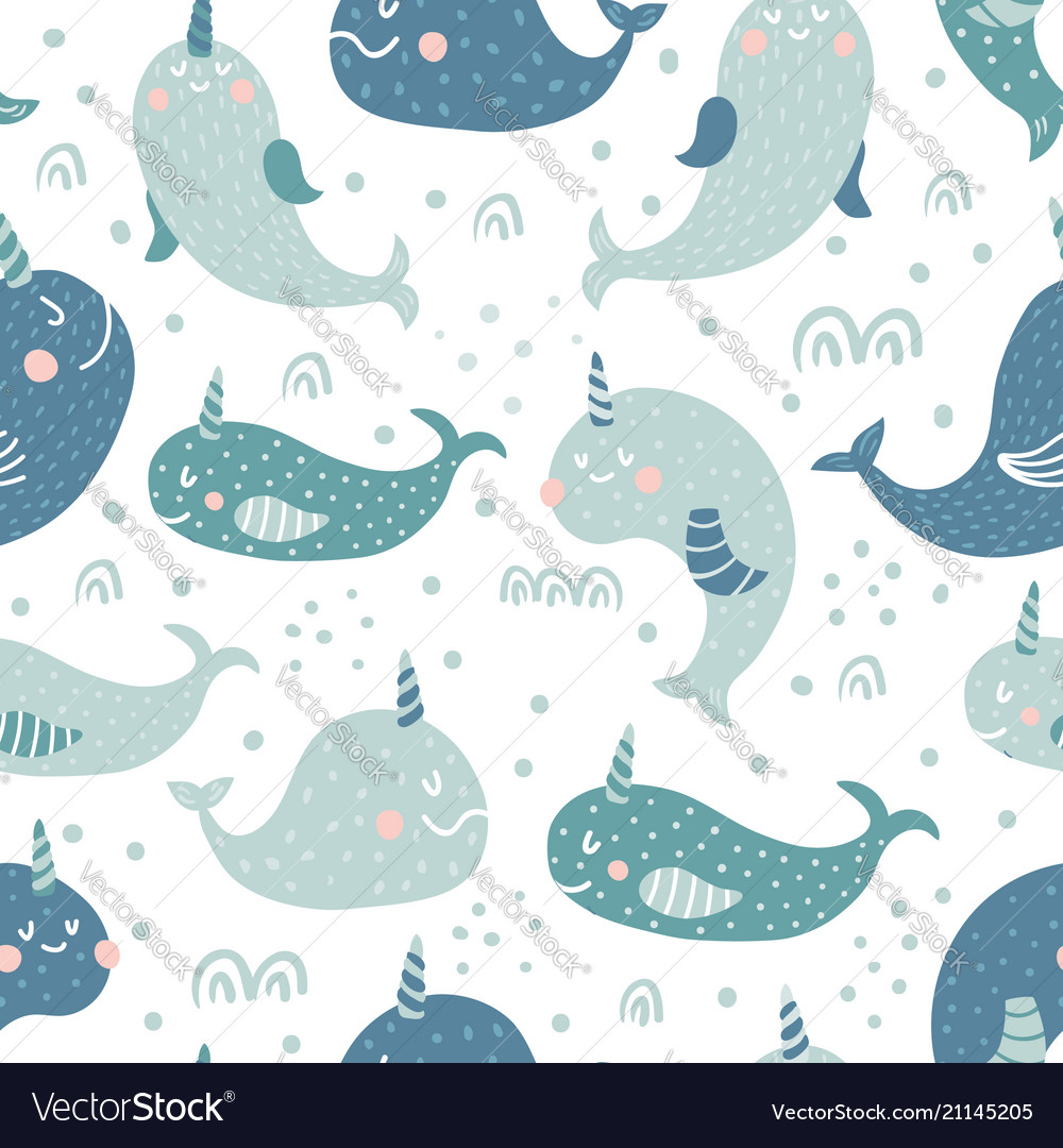 Narwhal pattern