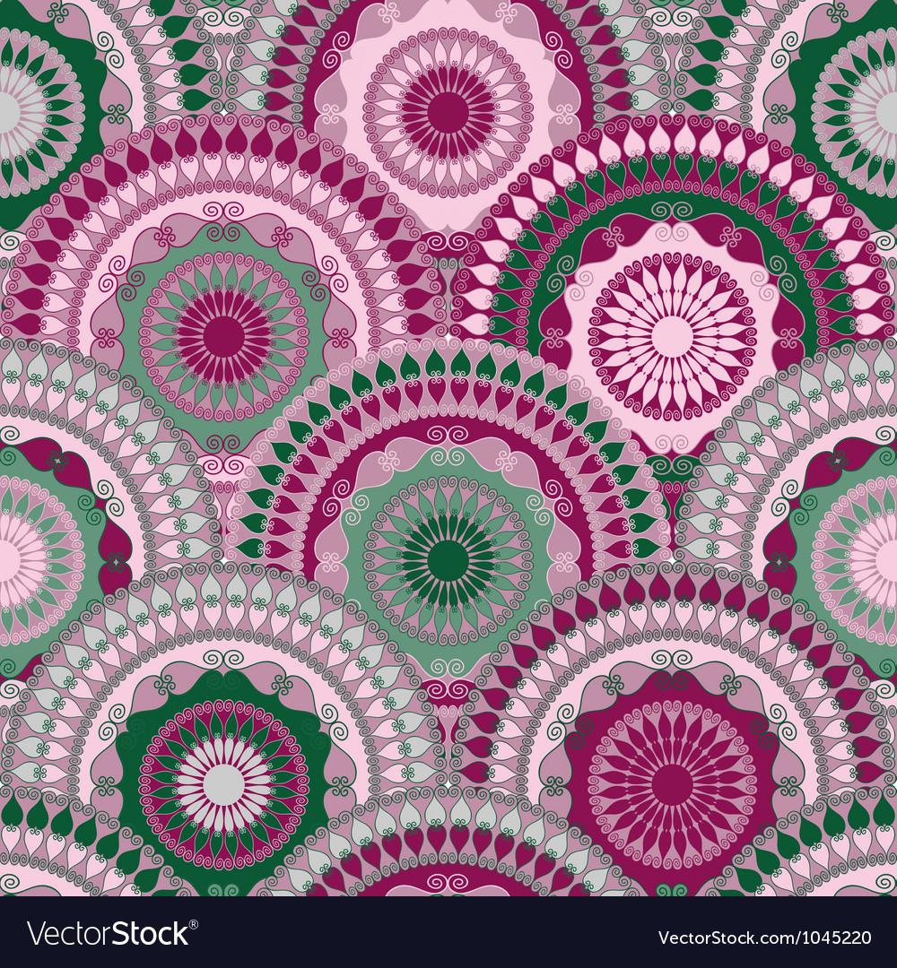 Vivid seamless pattern