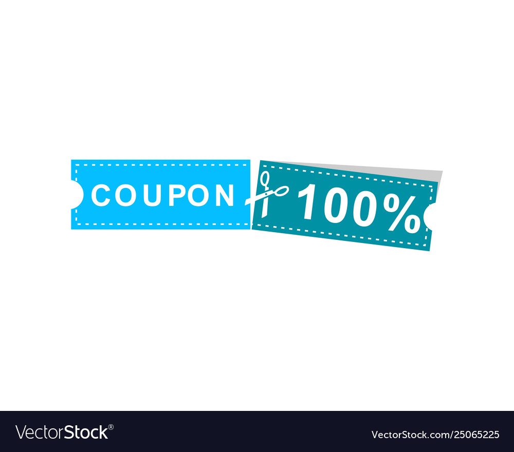 Coupons discount banner 100 offers