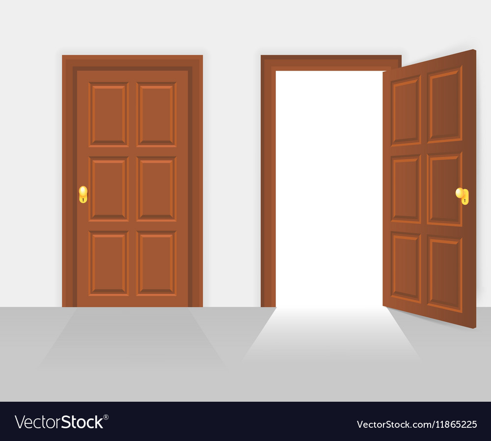 Open close door