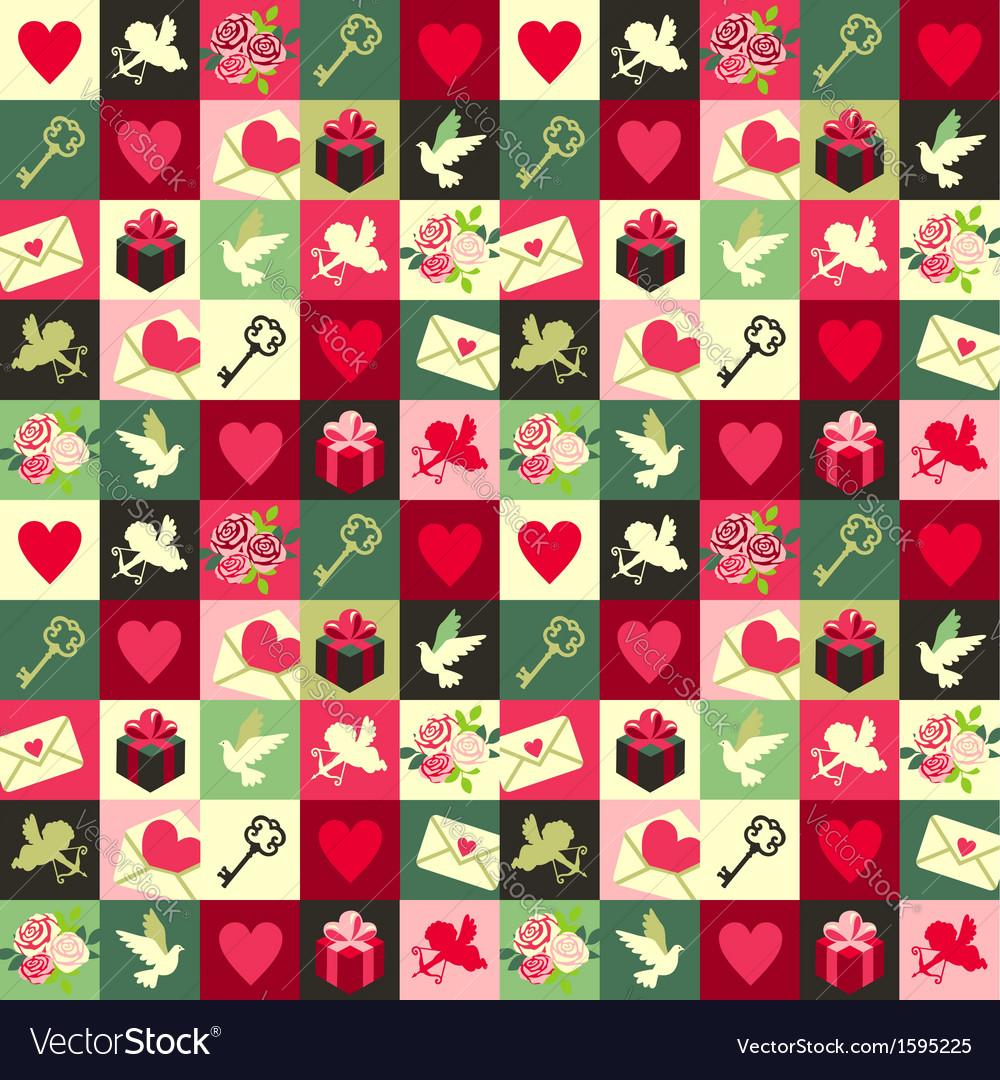 Pattern Valentine