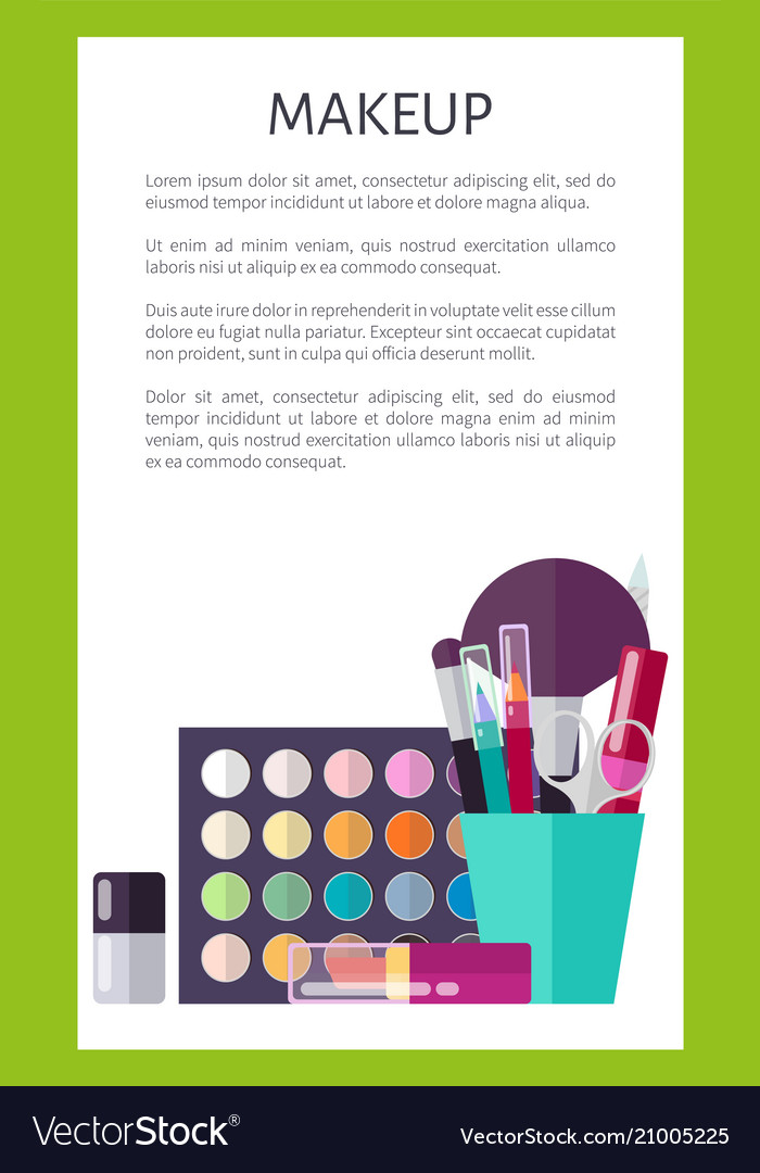 Professional Makeup Cosmetics