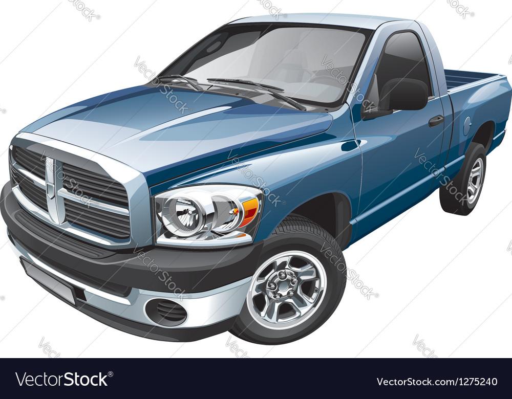 American full size pickup