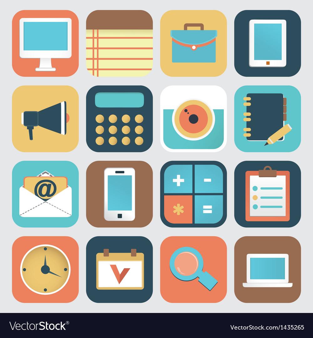 Set of application of social media