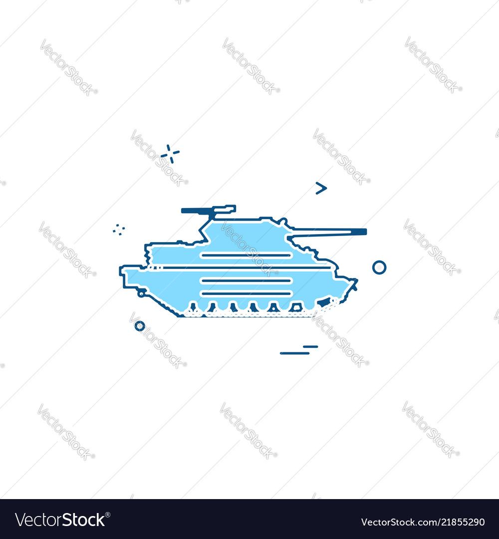Army icon design