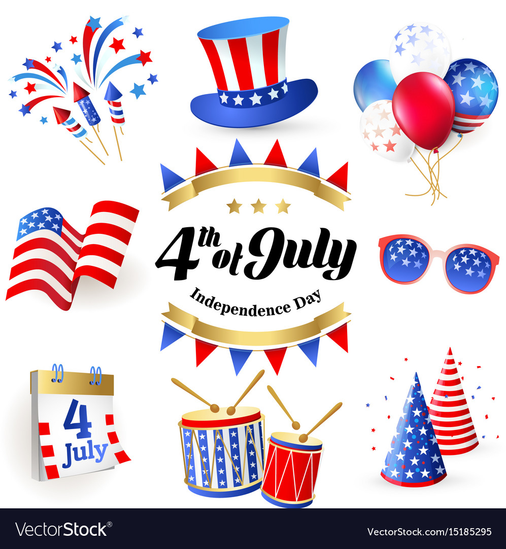 4th july independence day united states amer
