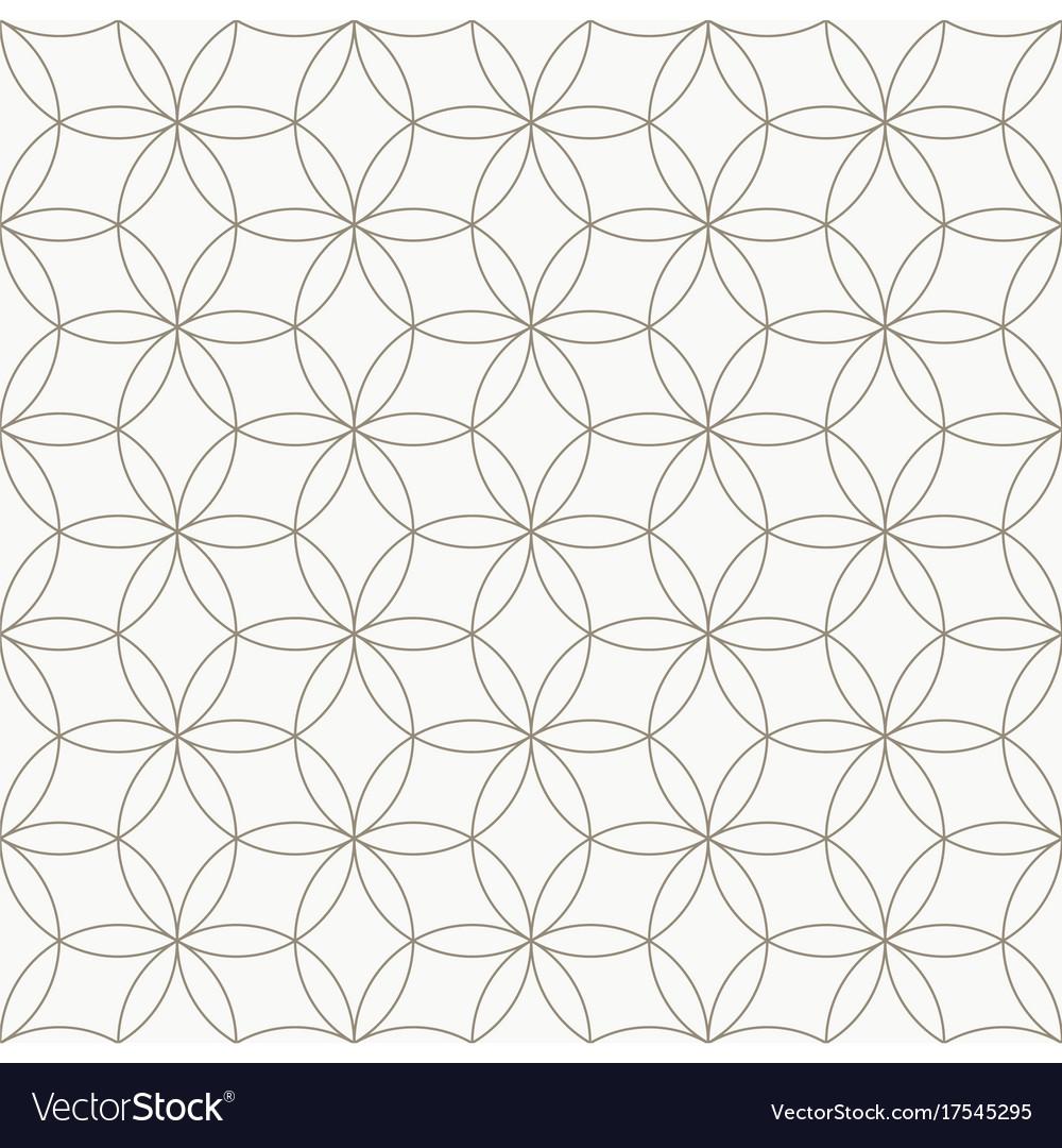 Geometric Circle Patterns Magnificent Decorating