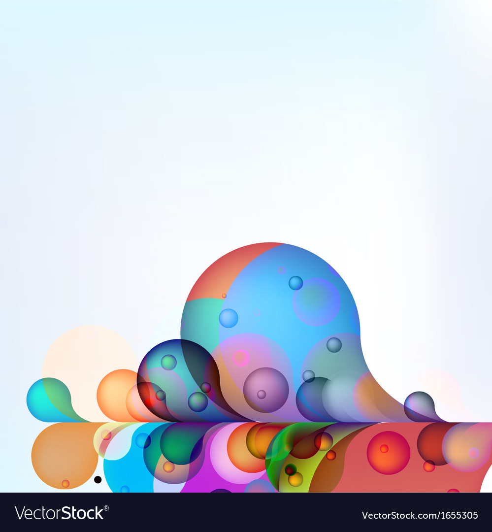 Abstract colored background EPS10