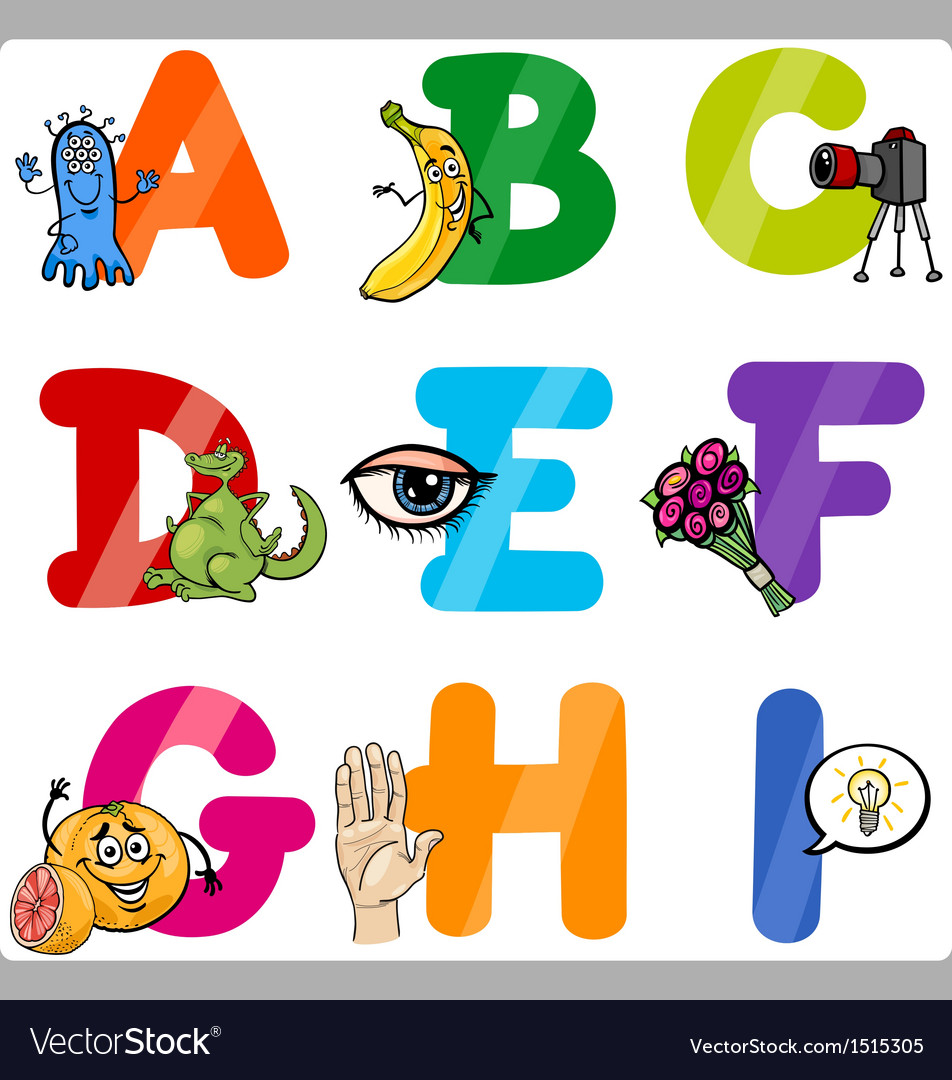 Learn English Letters To Kids