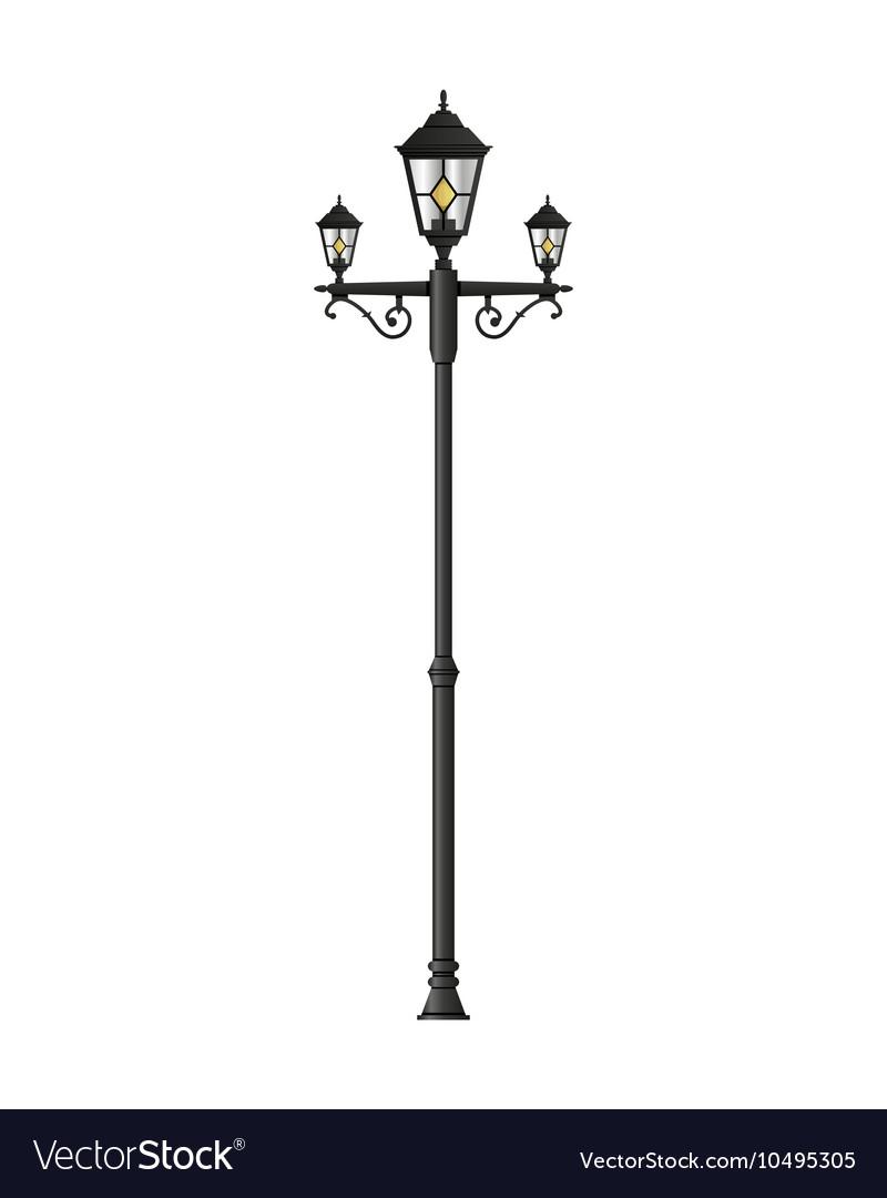 Light Pole Street Lamp