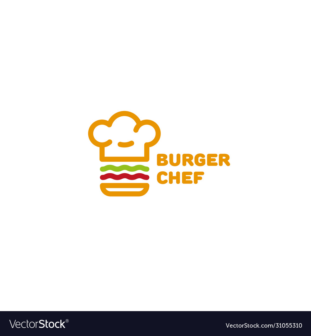 Burger chef logo