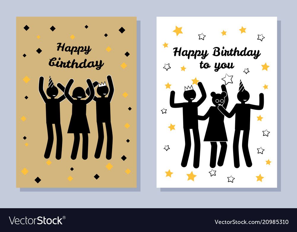 Happy birthday to you cards