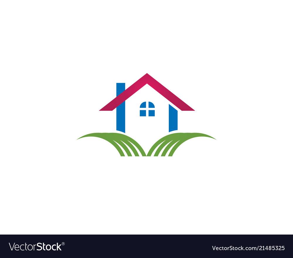 Home logo and symbols