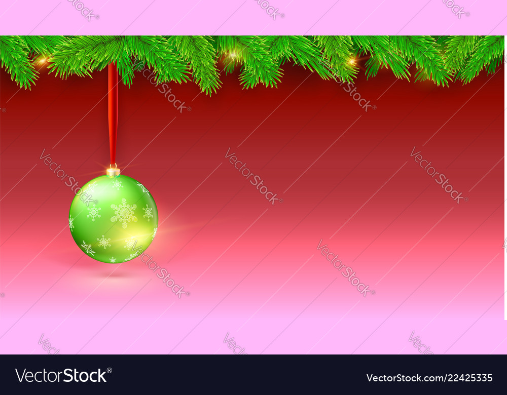 3d of happy new year theme vector image