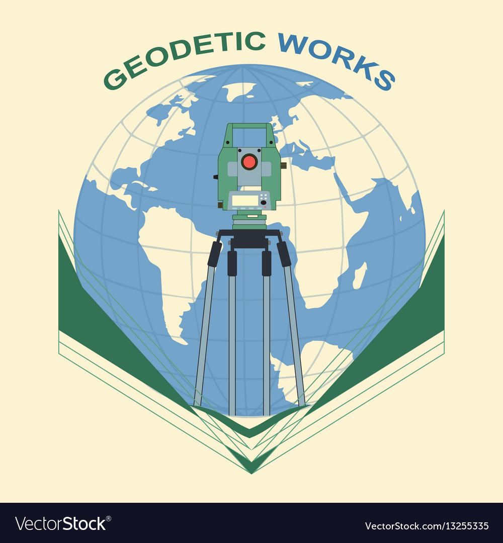 Geodetic works