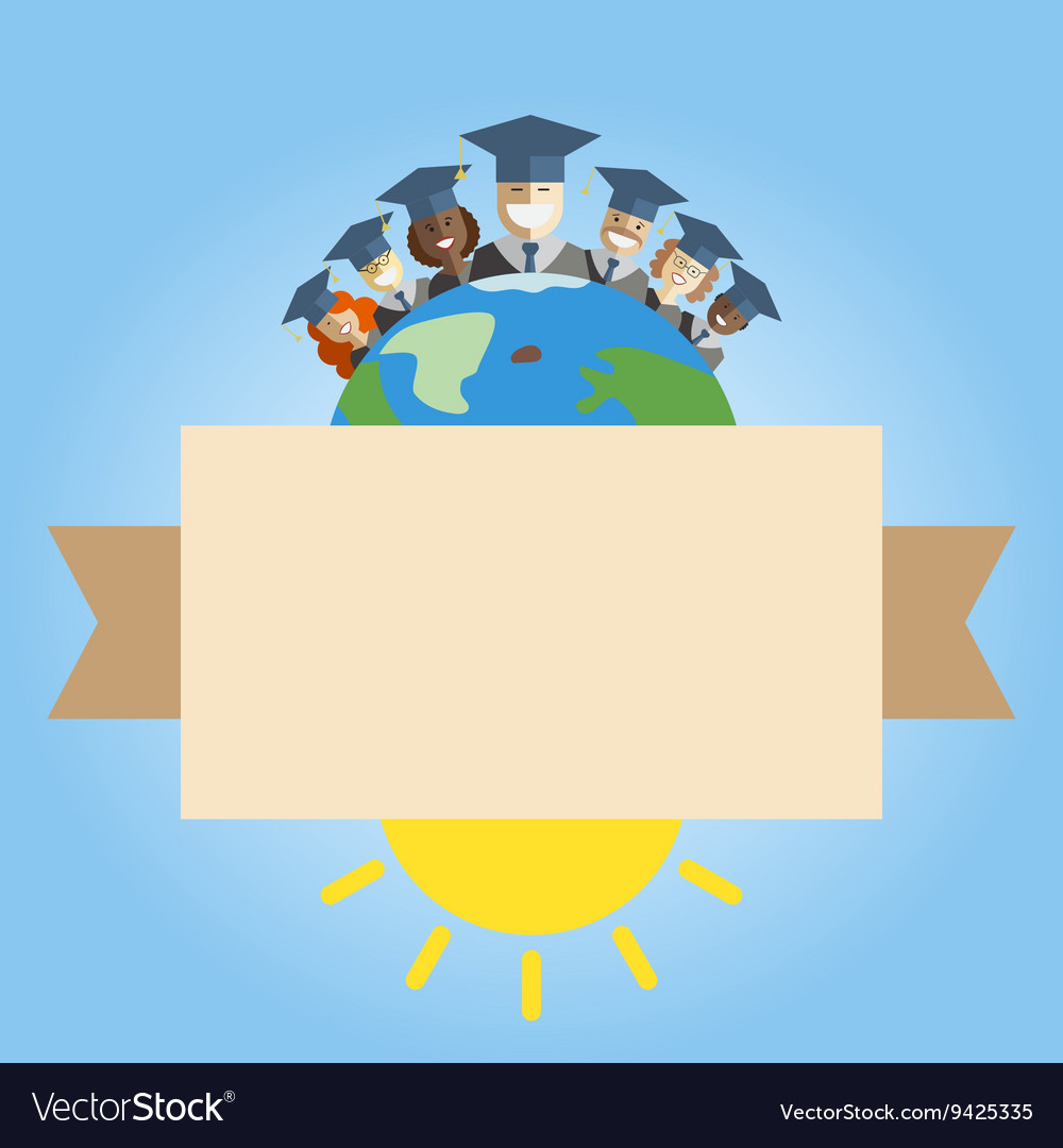 People of the World Graduation and Education