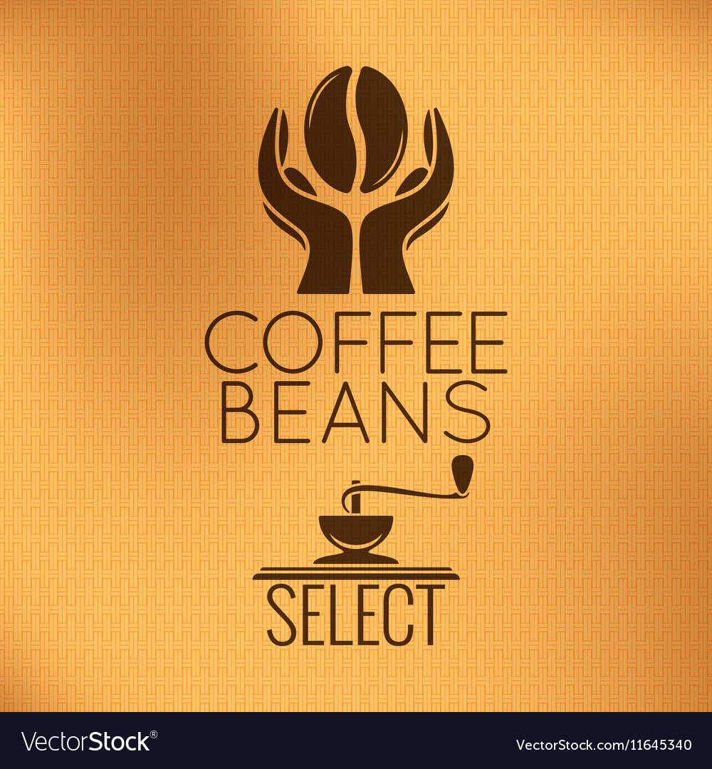 Coffee Bean Concept Machine Background