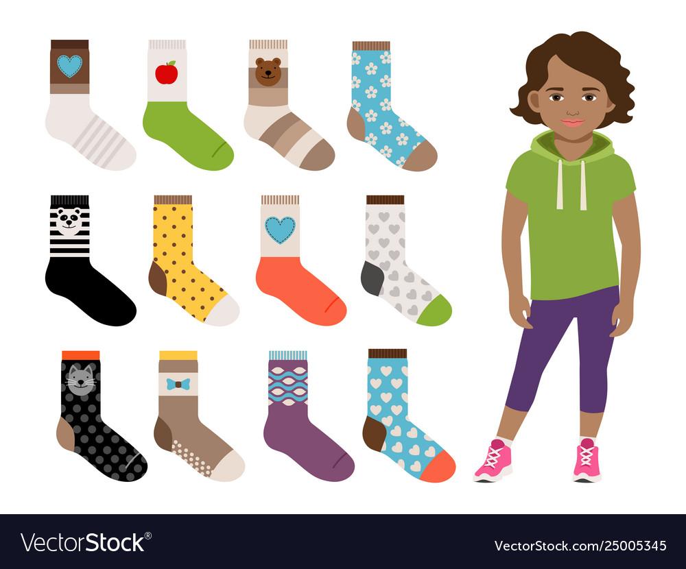 Kids socks for girls