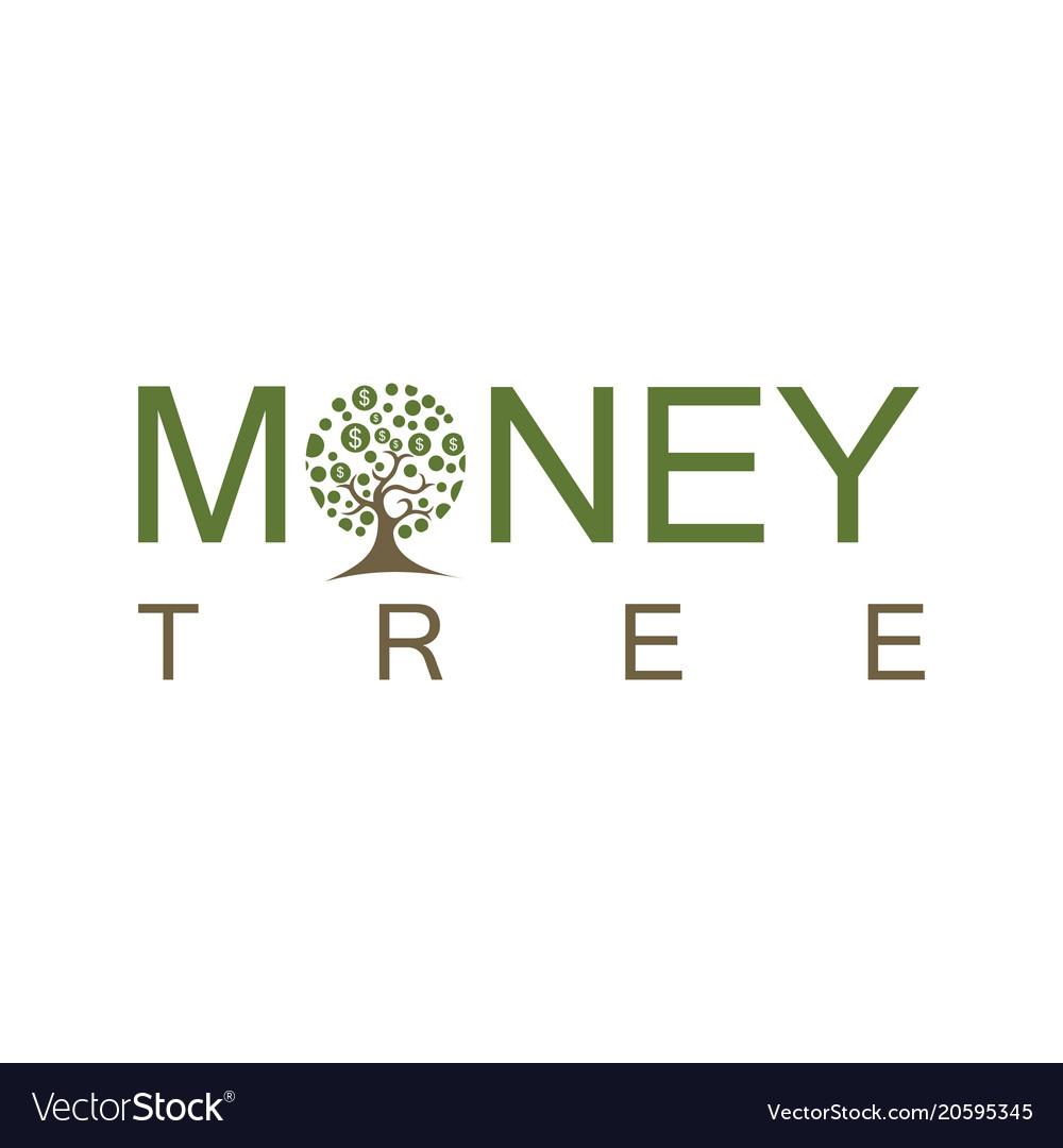 Money tree logo