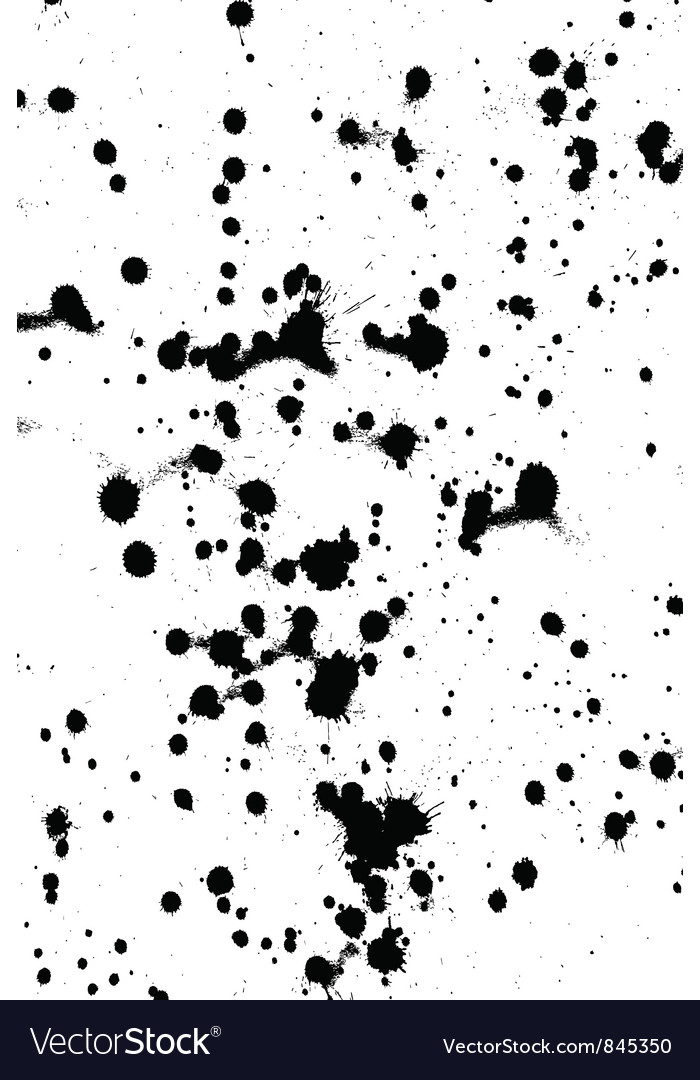 Blotted background vector image