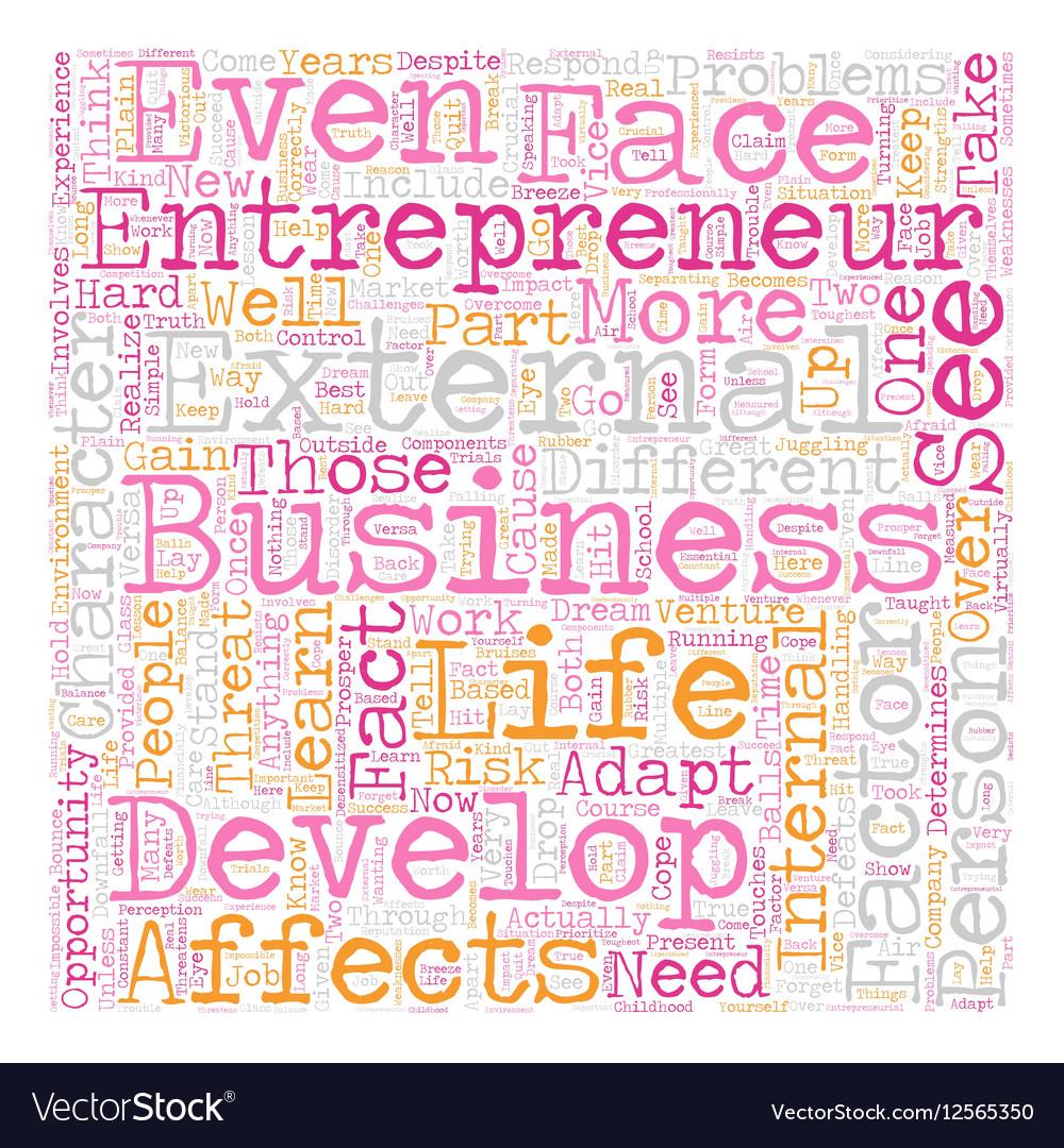 Personal development entrepreneur business 1 text