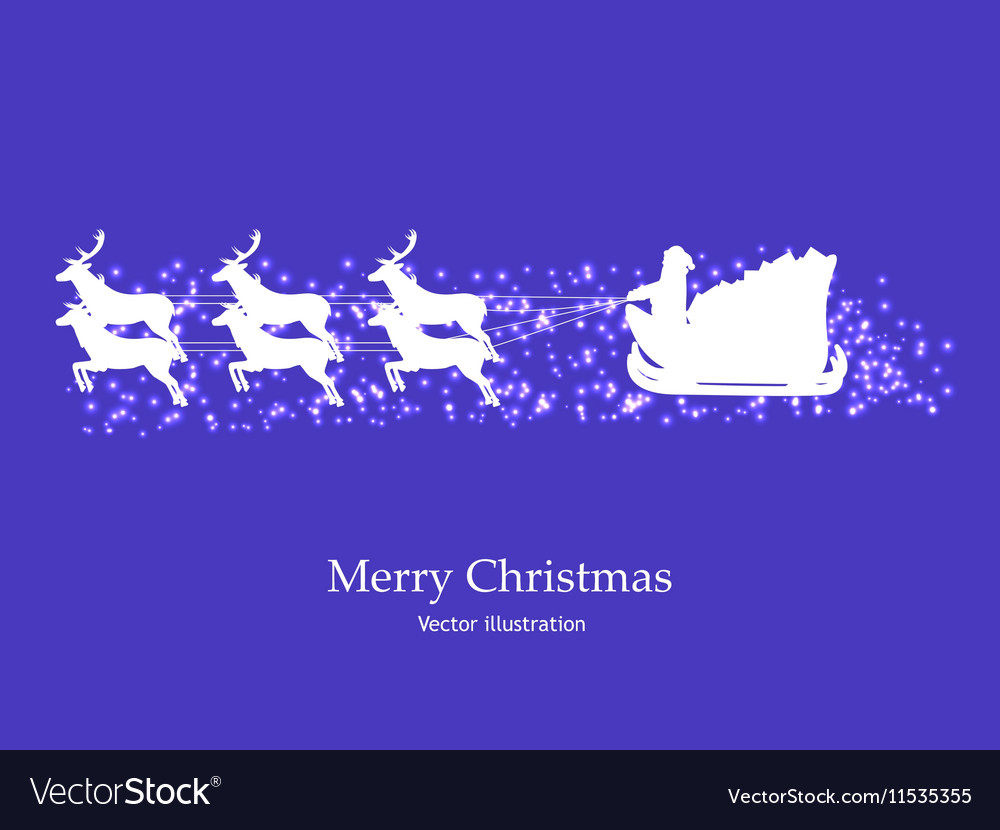 picture wallpaper for christmas new year card vector image