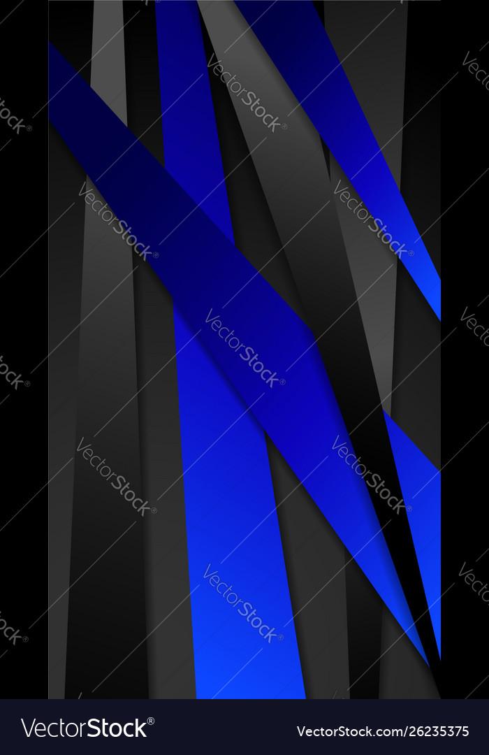 Abstract Wallpaper Smartphone Tablet Blue Gradient