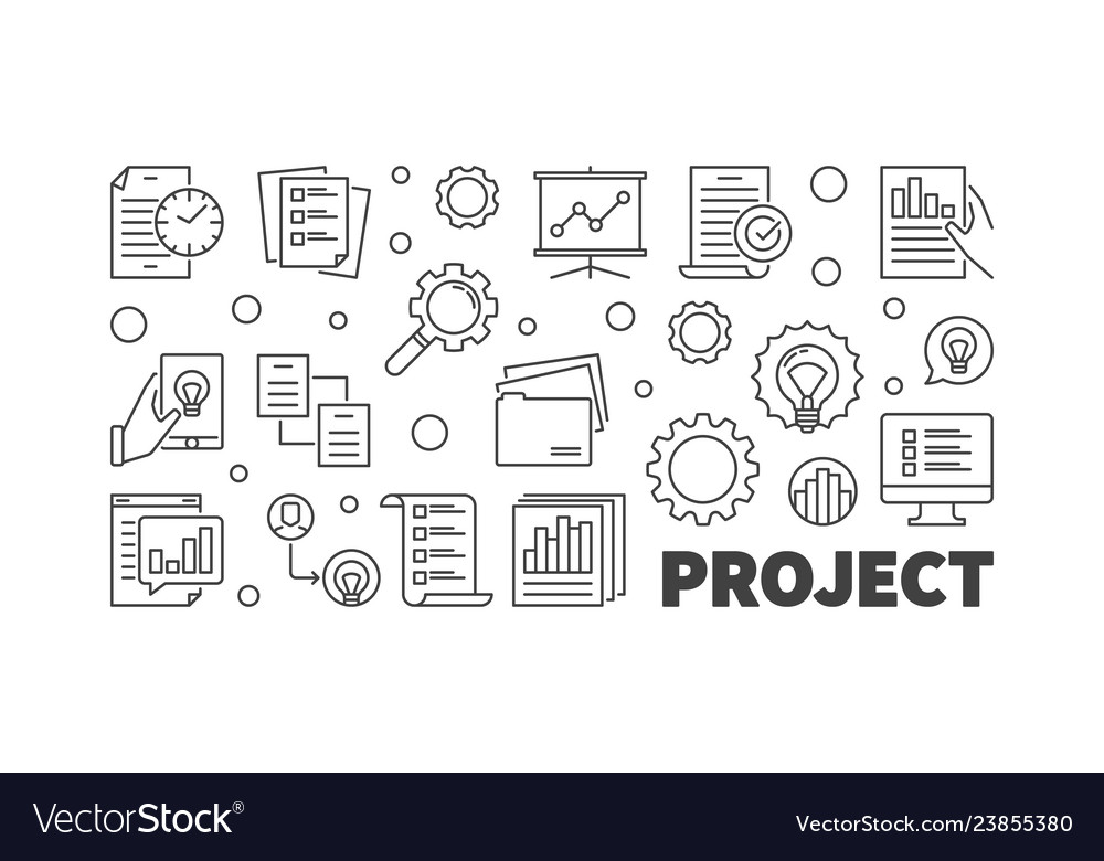 Project concept outline or
