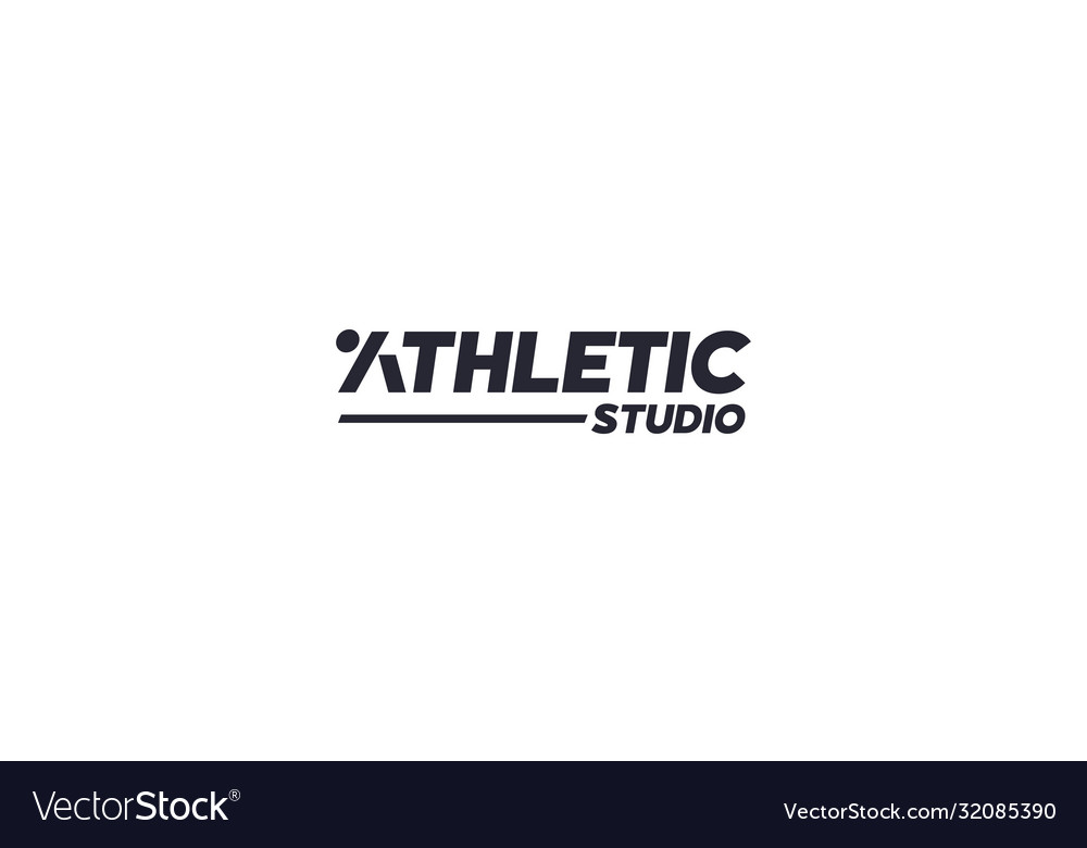 Creative and professional athletic and fitness
