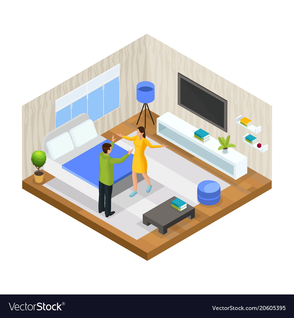 Isometric stress in family concept