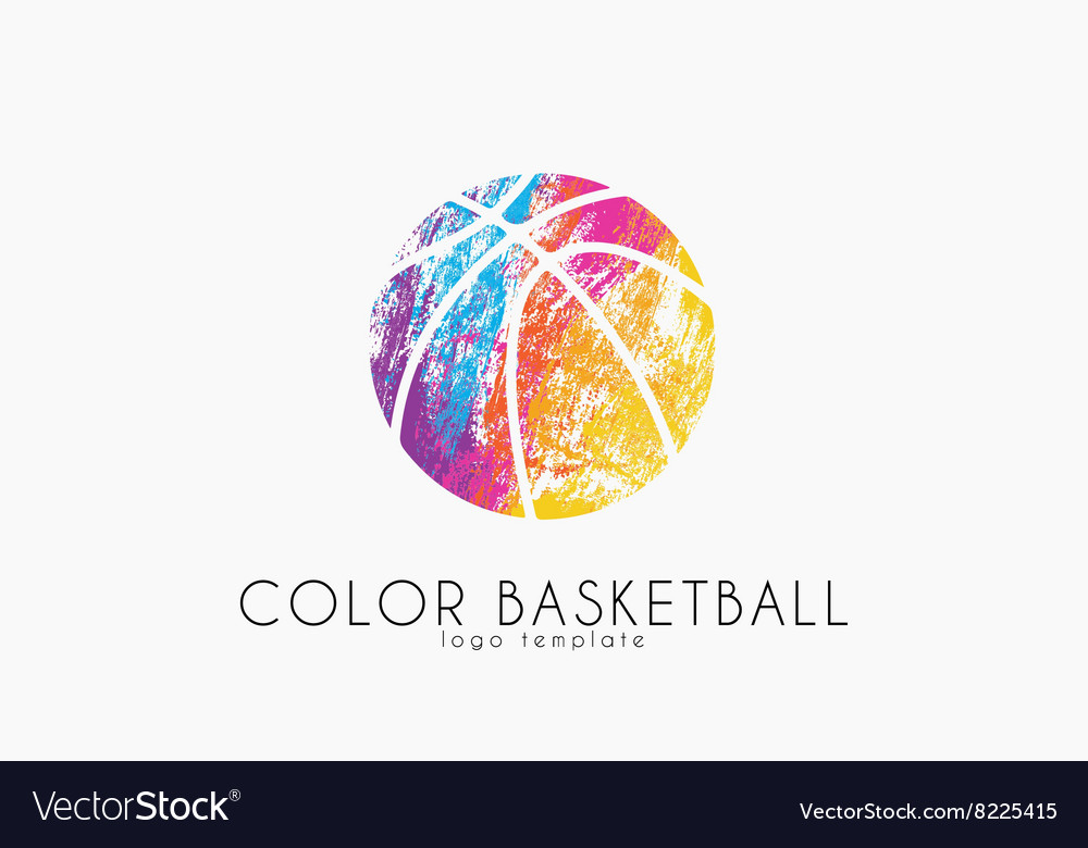 Basketball ball logo Basketball sport Ball logo