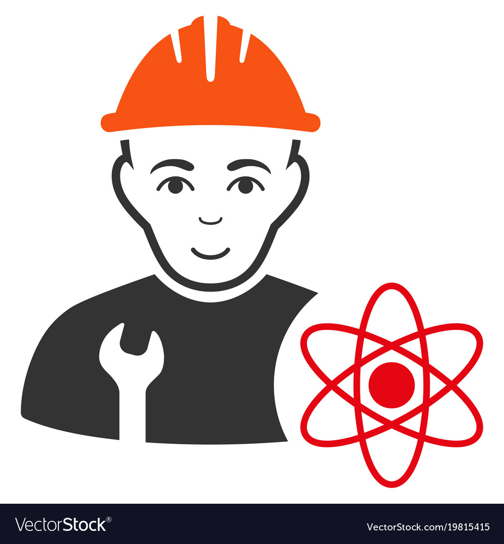 The Best Scientist Vector Icon