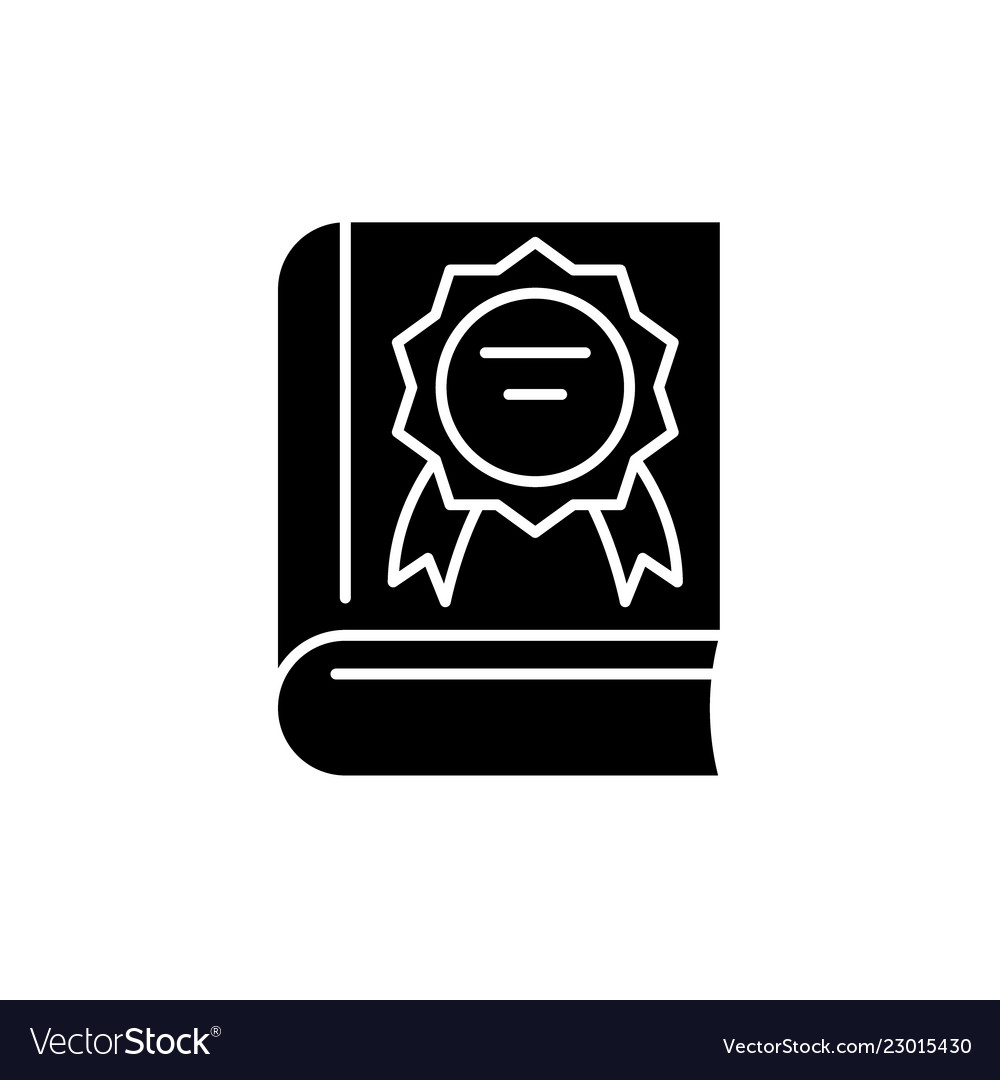 Best-seller black icon sign on isolated