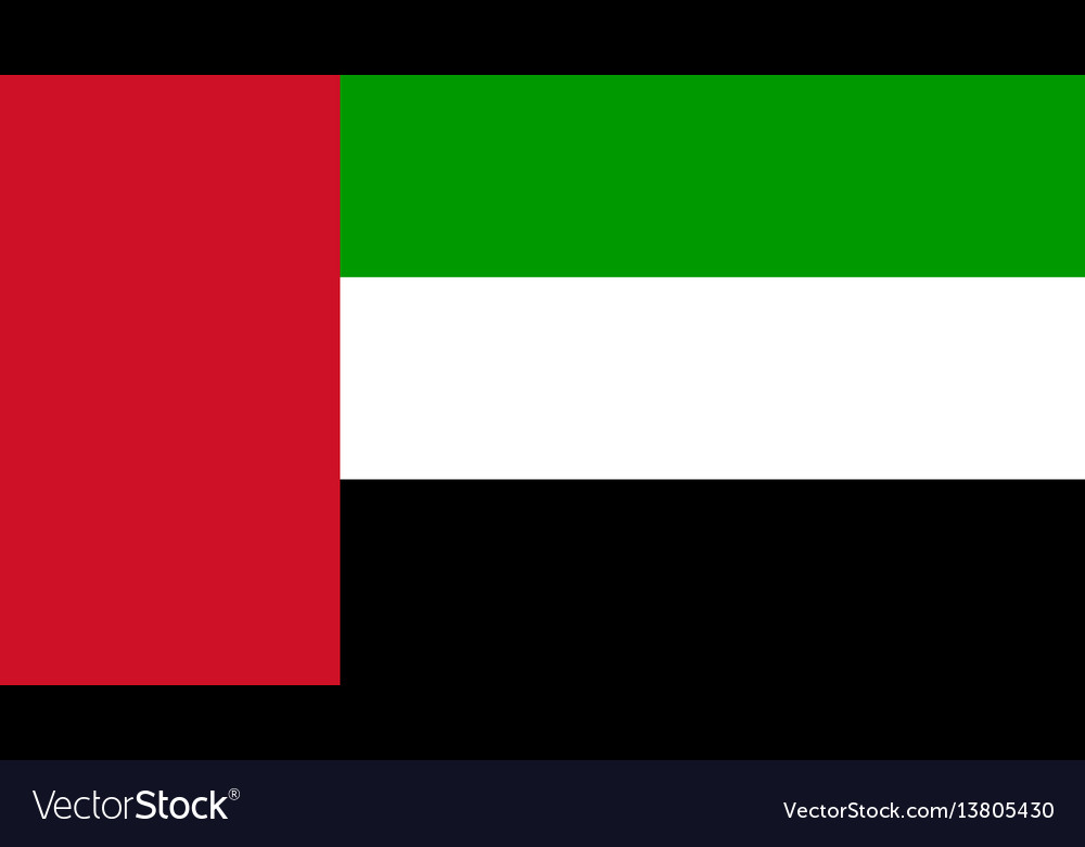 United arab emirates flag for independence day