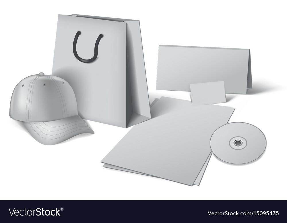 Corporate design template