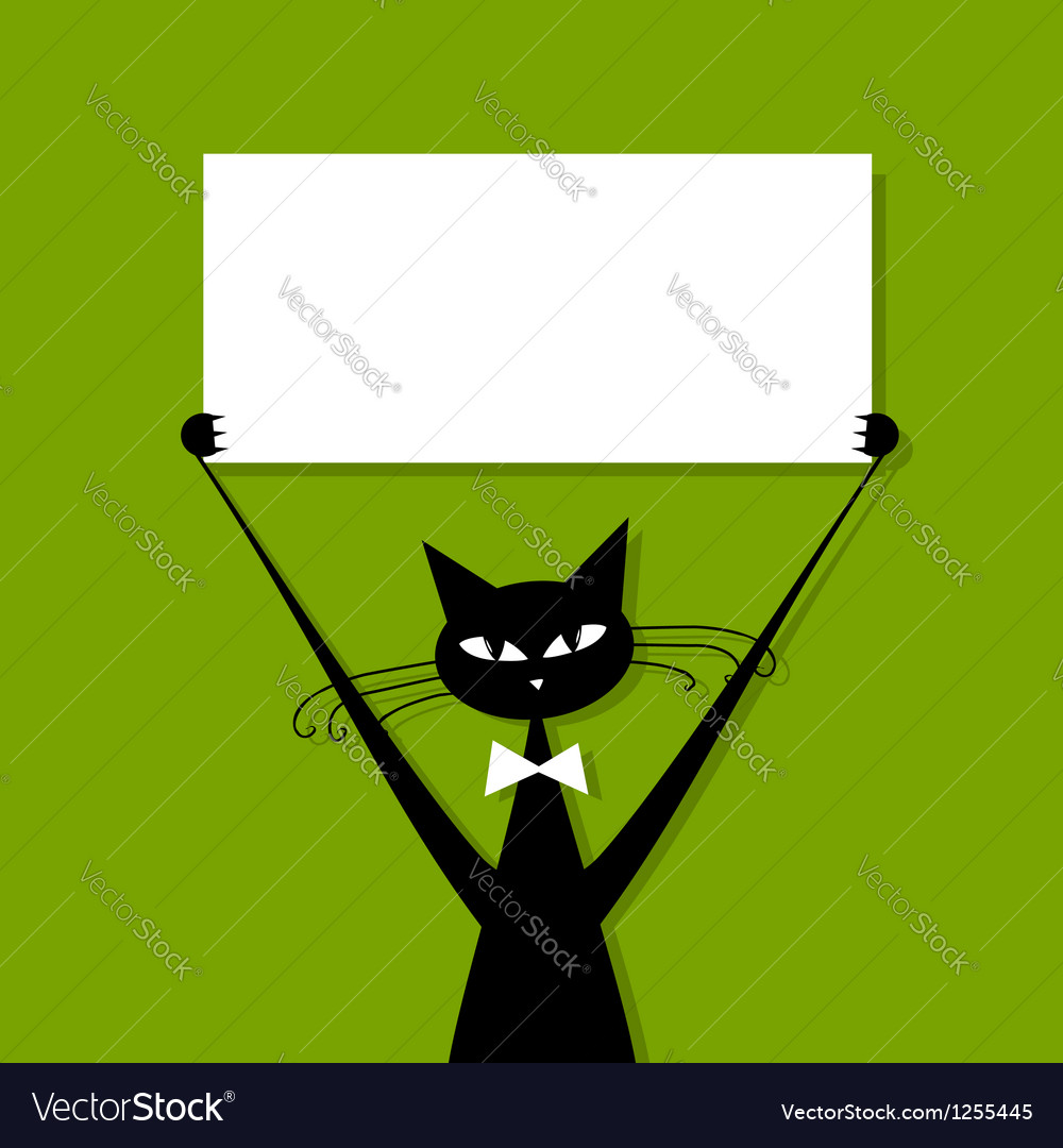 картинки кошки на визитку власти дали разрешение