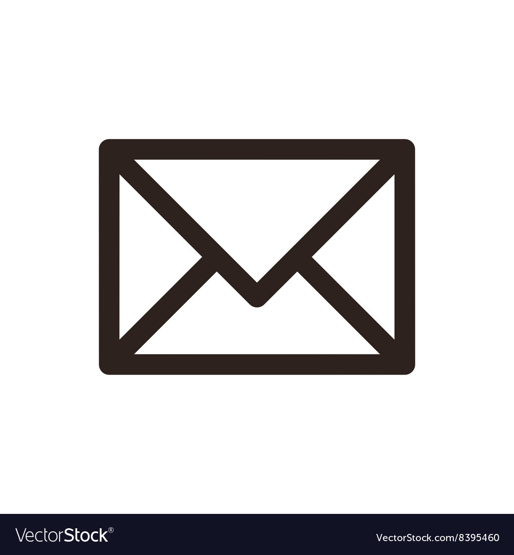Mail icon Envelope sign
