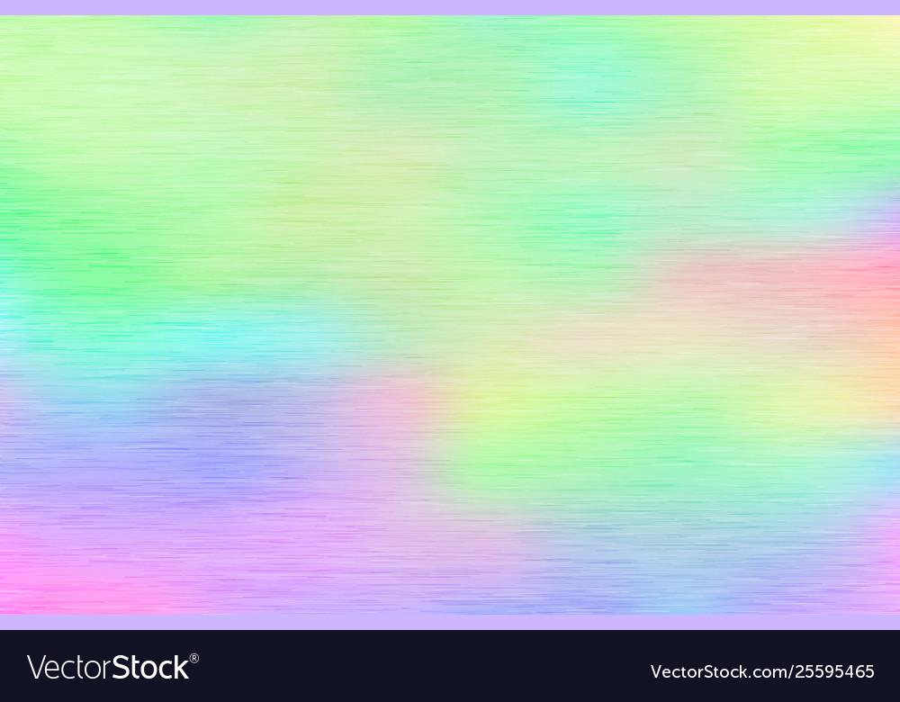 Colorful holographic foil texture