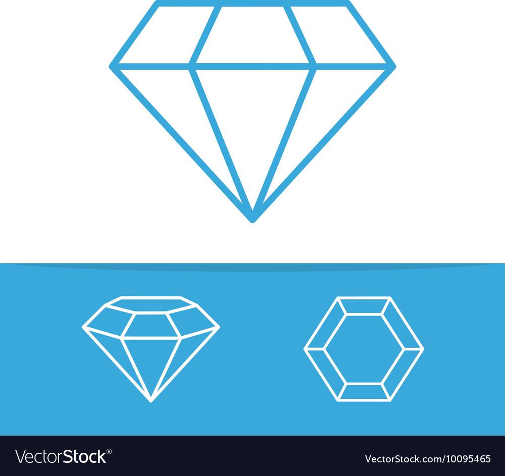 Set diamond design elements