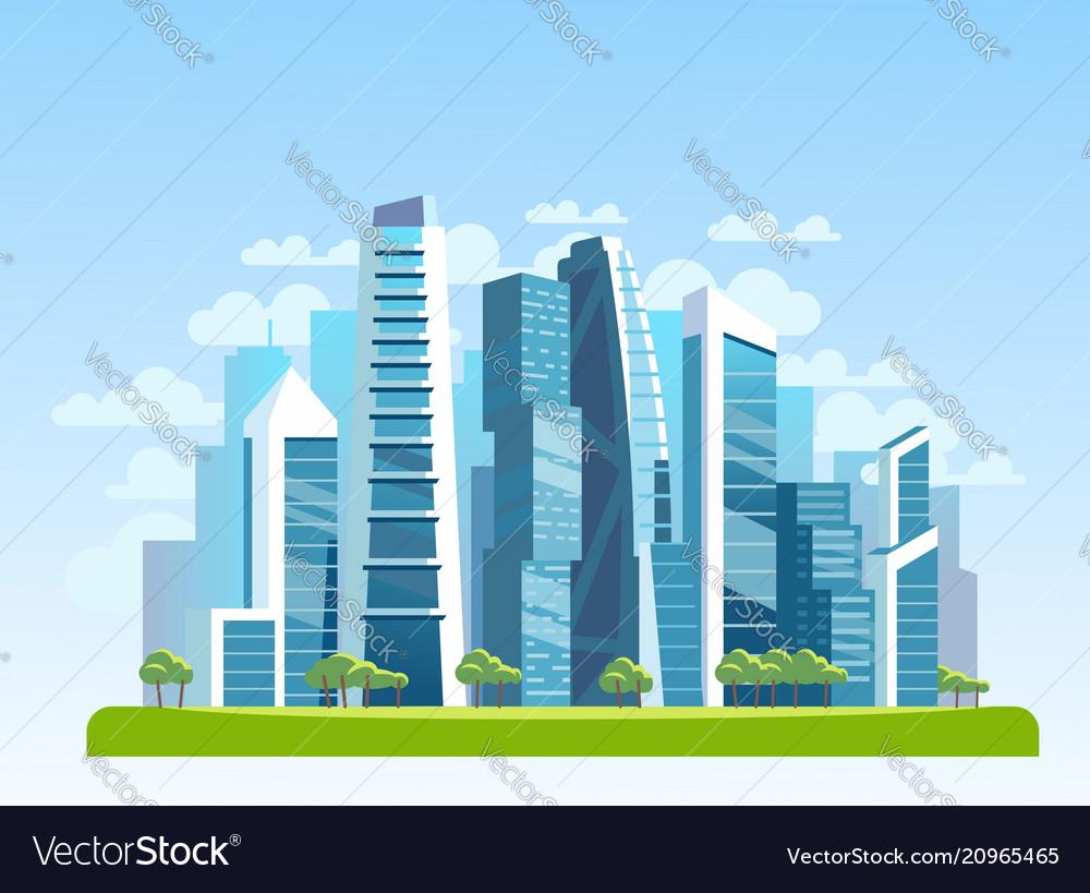 Urban landscape pattern