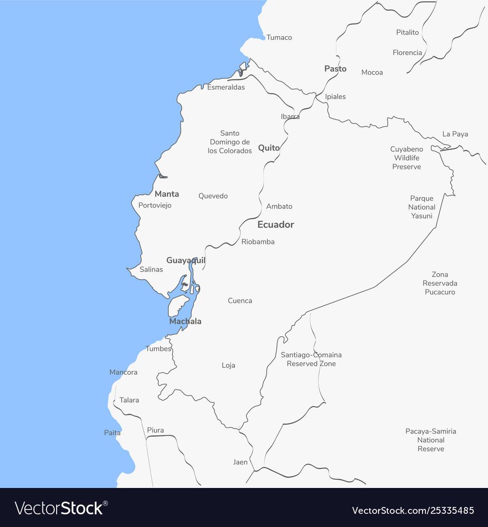 Detailed map ecuador on salinas pr, cuenca airport map, salinas ca, salinas sports complex, amazon rainforest map, salinas puerto rico map, salinas beach, salinas river valley, salinas gangs, salinas county map,