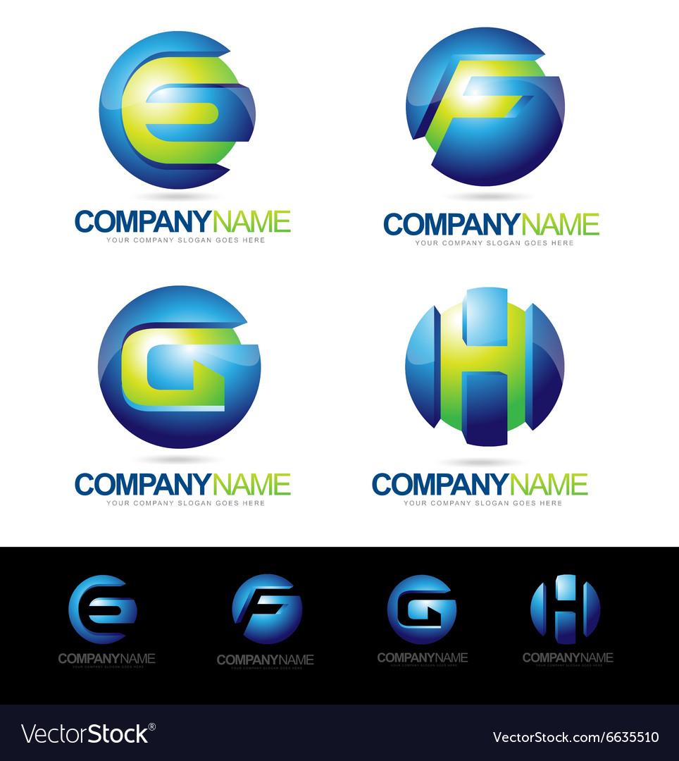 Letter Logo Designs