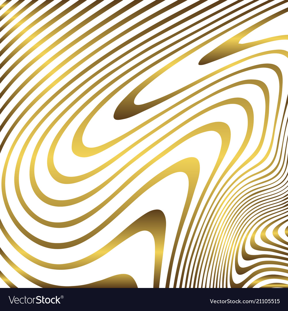 Golden zebra background