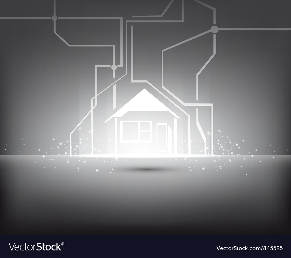 Home illuminated