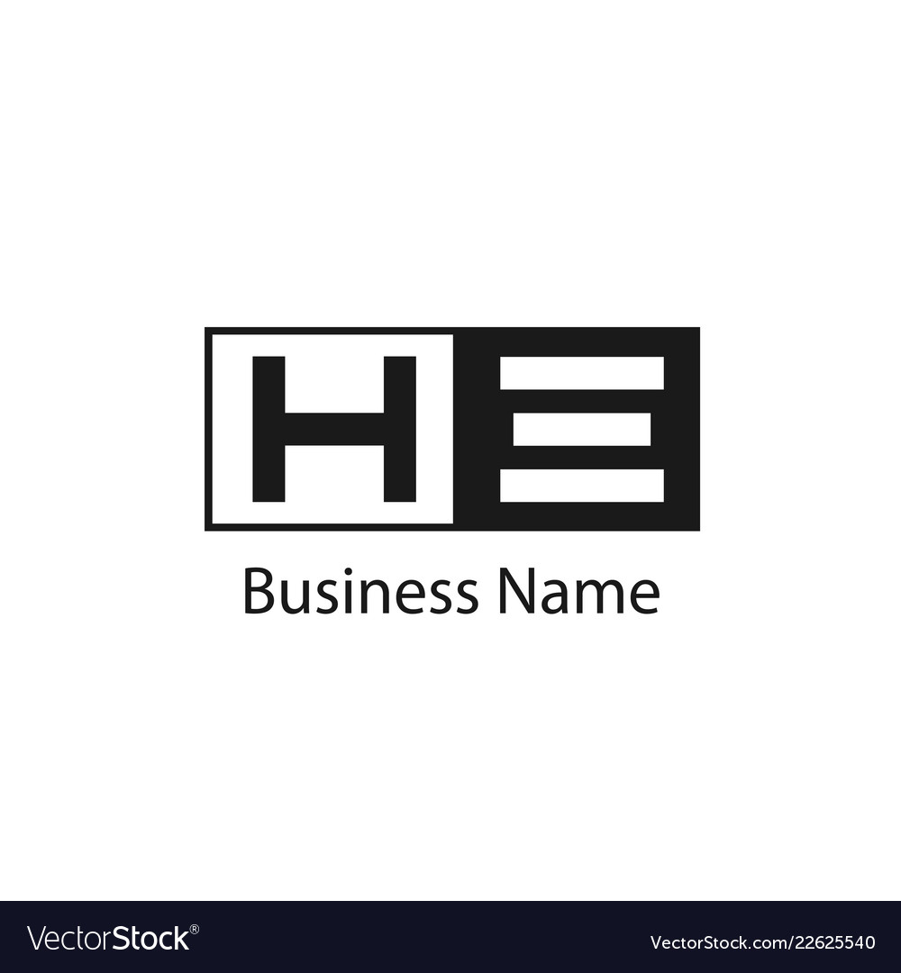 He I Logo – We recommend having a designer customize your free.