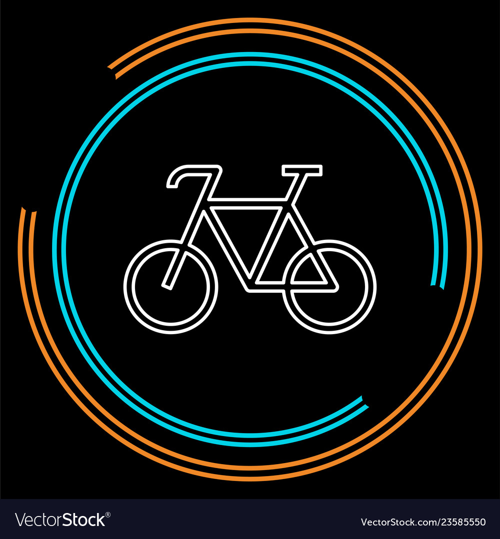 Bicycle icon - bike - sport