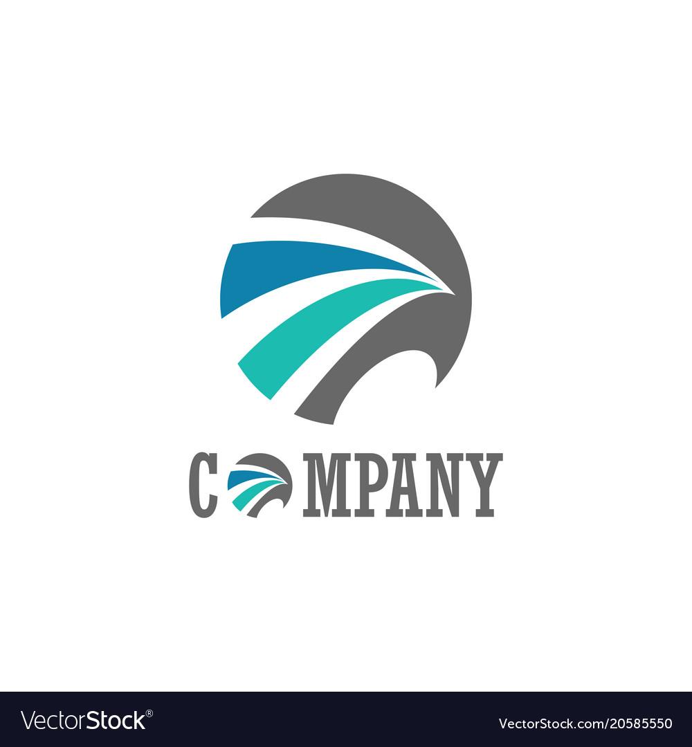 Circle loop company logo