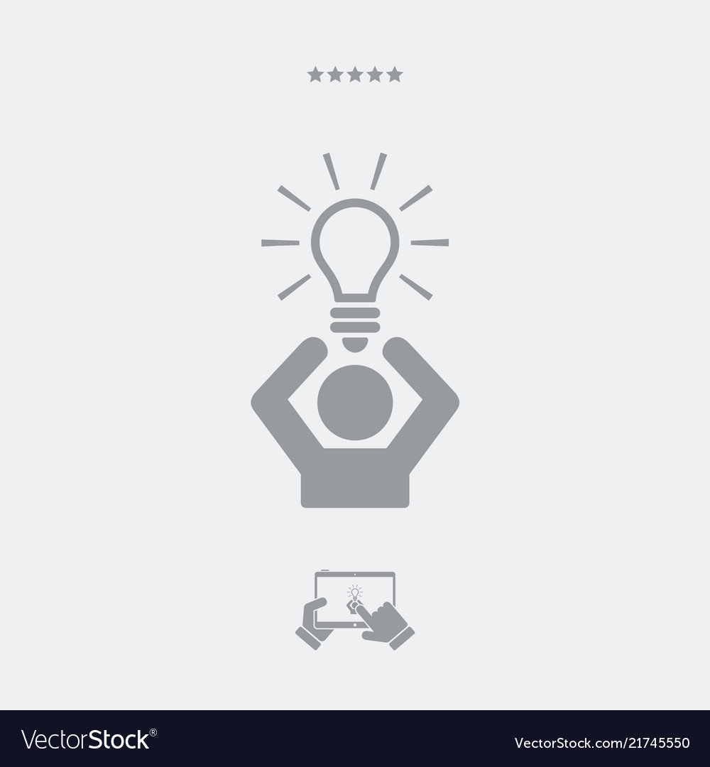 Propose Idea Or Solution Web Icon