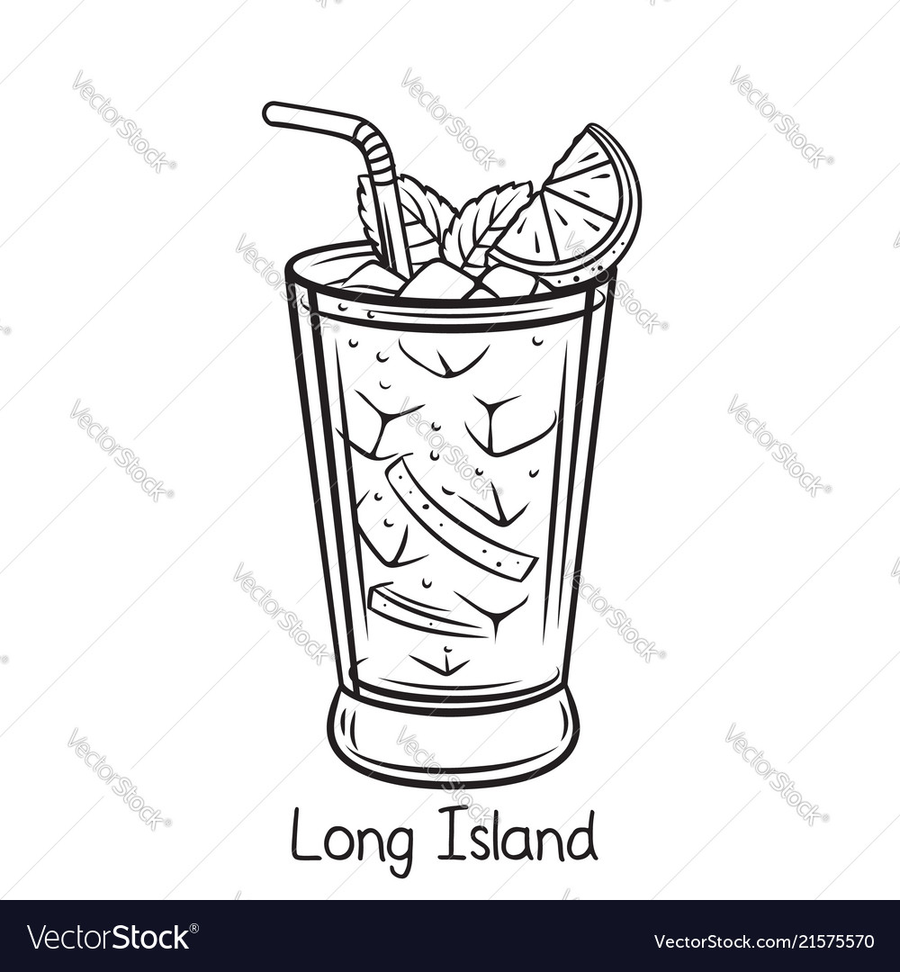 Long island cocktail
